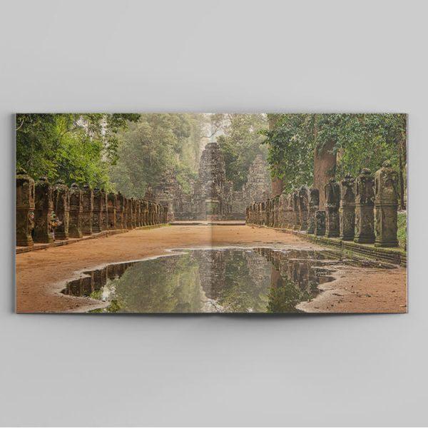 Tempelanlage auf dem Gelände von Angkor, Siem Reap, Kambodscha