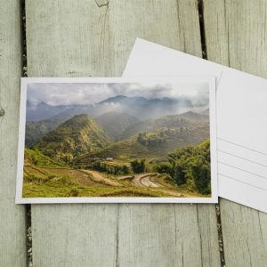 "Postkartenset ""Südostasien"""